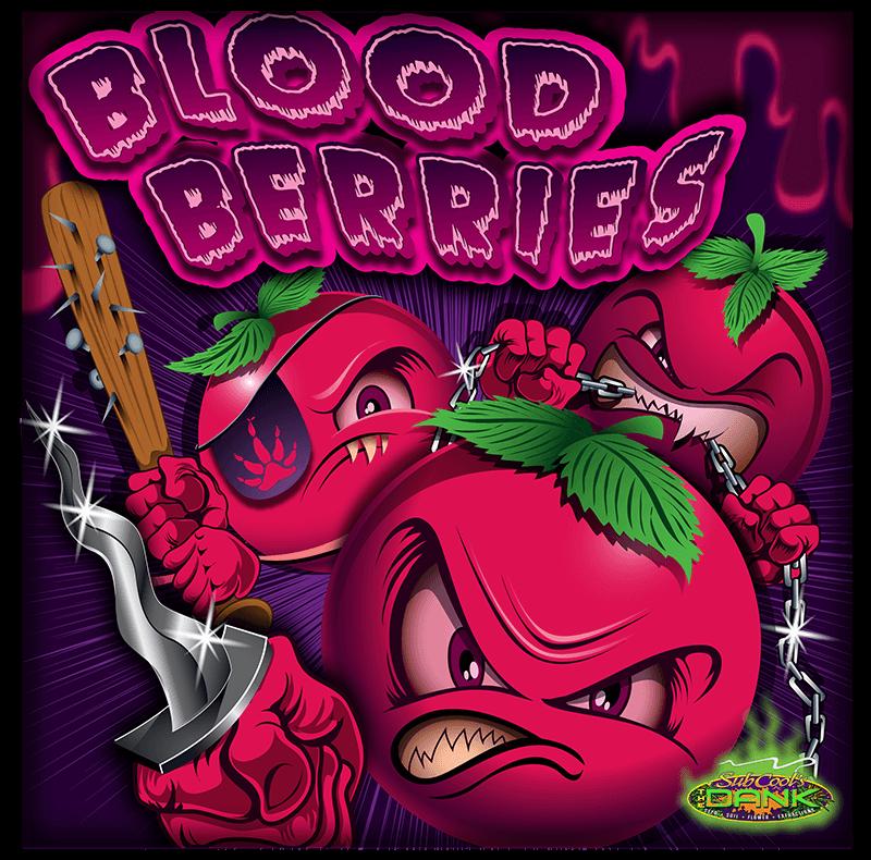 Blood Berries Regulérní