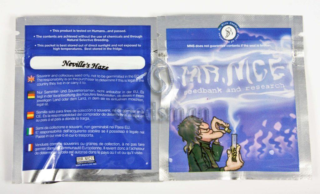 Neville's Haze Regular Seeds - 18