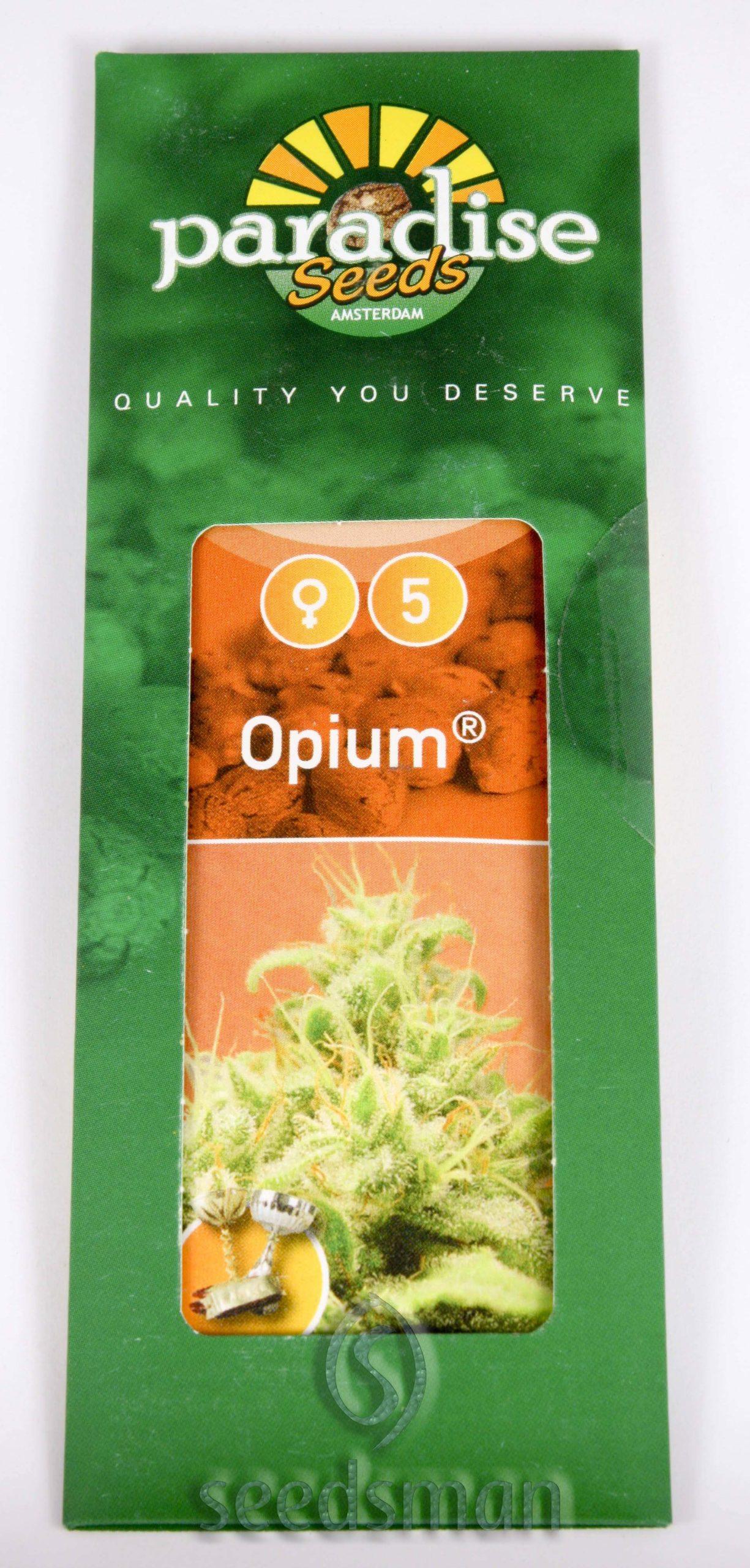 Opium Feminizovaná