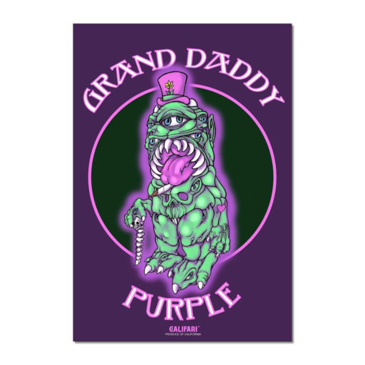 Grand Daddy Purple  Regulérní