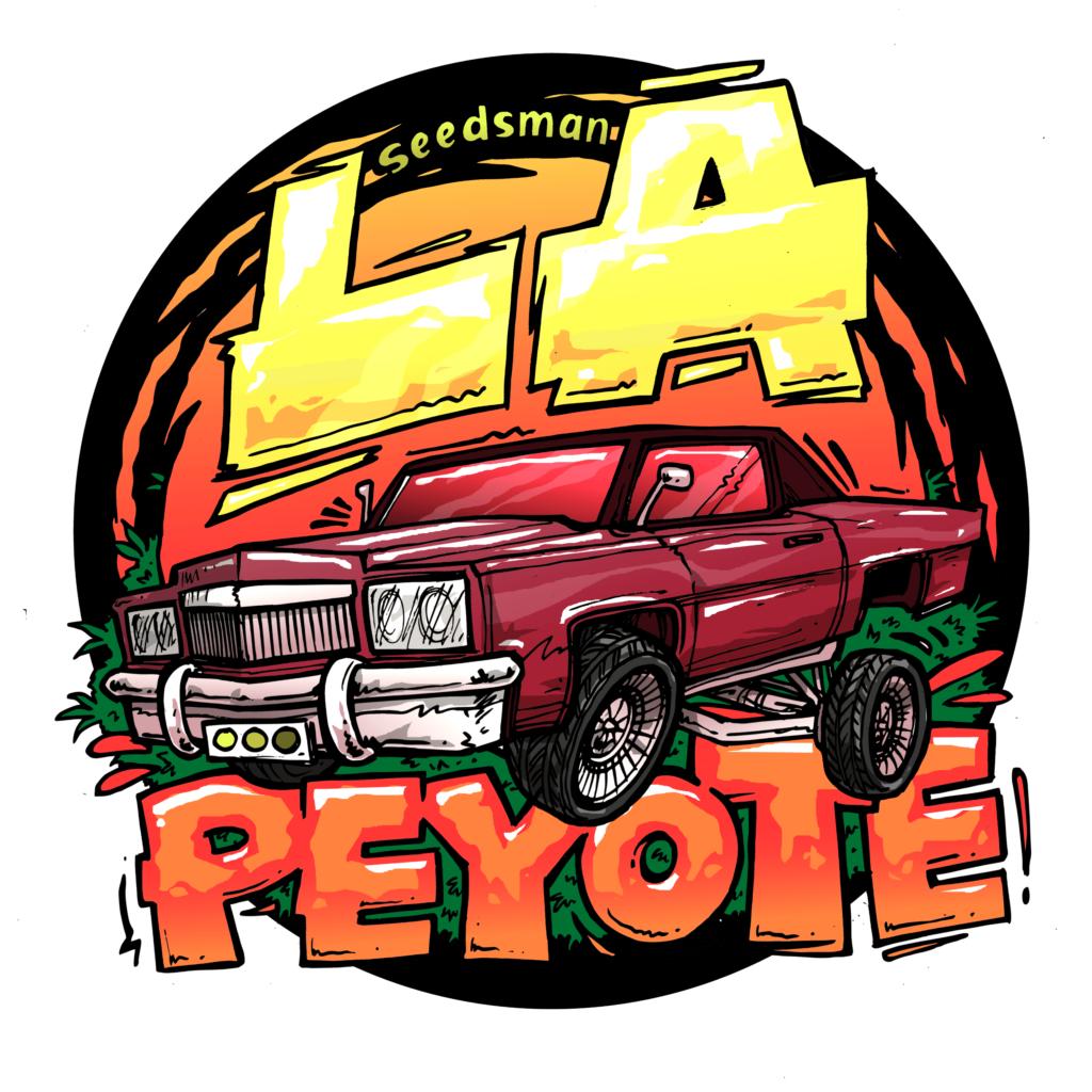 L.A. Peyote Kush Feminizovaná