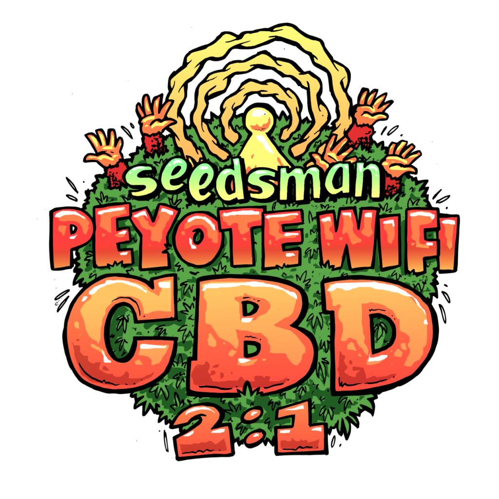 Peyote Wi-Fi CBD 2:1 Feminizovaná