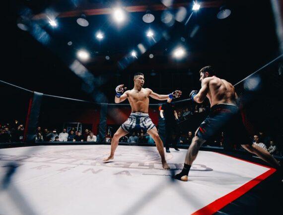 Historické vítězství: UFC povolilo užívání konopí mimo zápasy
